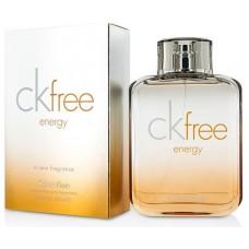 Calvin Klein CK Free Energy - Туалетная вода 100 мл