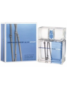 Armand Basi Blue Sport Туалетная вода 50 мл