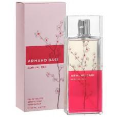 Armand Basi Sensual Red Туалетная вода 100 мл