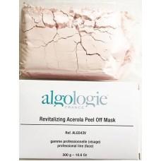 Algologie Revitalising Acerola Peel-off Mask Ревитализирующая альгинатная маска с ацеролой, 300 г