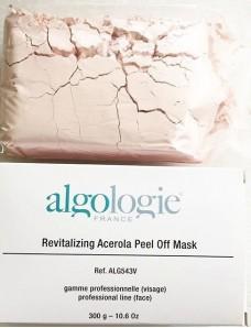 Algologie Revitalising Acerola Peel-off Mask - Ревитализирующая альгинатная маска, 300 г