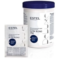 Estel Professional De Luxe Ultra Blond Пудра для обесцвечивания волос 750 мл
