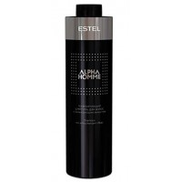 Estel Professional Alpha Homme - Тонизирующий шампунь для волос и тела с охлаждающим эффектом 250 мл