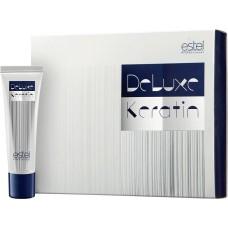 Estel Professional De Luxe Keratin Блеск-гель для волос 5/30 мл