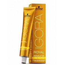 Schwarzkopf Igora Royal Absolutes Age Blend - Краска для седых волос, 60 мл