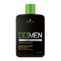 Schwarzkopf Professional 3D Mension Anti-Dandruff Shampoo - Шампунь против перхоти, 1000 мл