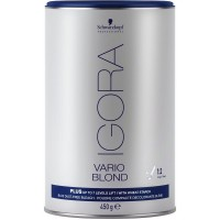 Schwarzkopf Igora Vario Blond Plus Осветляющий порошок, 450 г