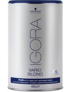 Schwarzkopf Igora Vario Blond Plus - Осветляющий порошок, 450 г