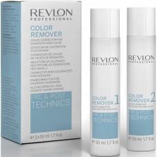 Revlon Professional Color Remover - Средство для коррекции искусственного пигмента (Смывка)