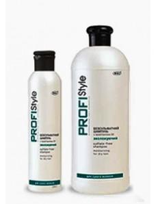 PROFIStyle Бессульфатный шампунь увлажняющий для сухих волос