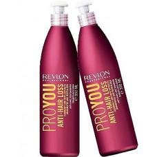 Revlon PRO YOU Anti-hair loss shampoo - Шампунь против выпадения волос, 350мл