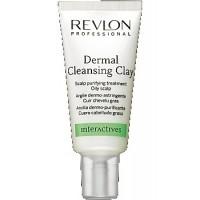 Revlon Dermal cleansing clay - Глина очищающая для кожи головы, 18мл
