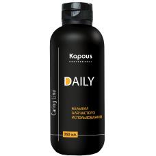 """Kapous Professional - Бальзам для частого использования """"Daily"""" 350 мл"""