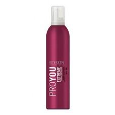 Revlon Professional Pro You Extra Strong Hair Mousse Extreme - Мусс ультра-сильной фиксации, 400 мл.
