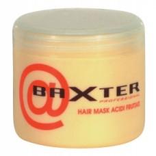 Baxter Маска с Фруктовыми кислотами, для окрашенных и ослабленных волос, 500 мл.